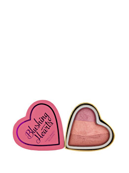 Fard de obraz I Heart Makeup Hearts Candy Queen of Hearts de la Makeup Revolution London