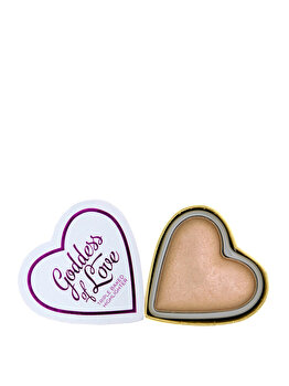 Iluminator I Heart Makeup Blushing Hearts Goddess of Faith de la Makeup Revolution London