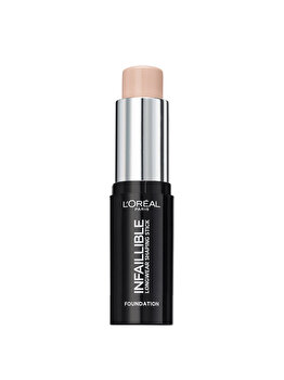 Fond de ten stick L'Oreal Paris Infaillible Shaping Stick 150 Rose Beige – 9g de la L Oreal Paris