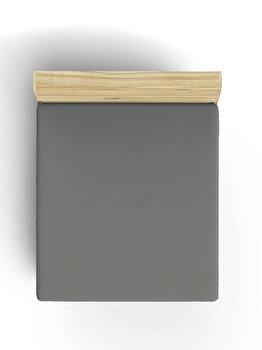 Cearceaf de pat single Patik, din bumbac 100 procente, 90 x 190 cm, 174PTK12003