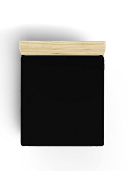 Cearceaf de pat king Patik, din bumbac 100 procente, 160 x 200 cm, 174PTK52010 de la Patik