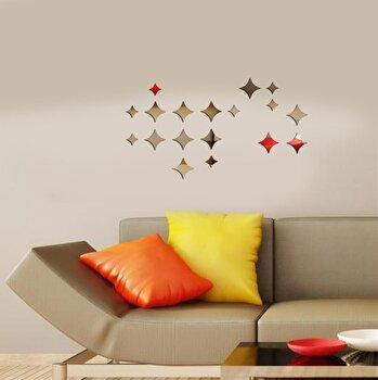 Oglinda decorativa Desire, din Plexiglas, 69 x 39 cm, 234DSR1160 de la Desire