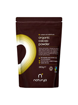 Pulbere de Cacao 250g Ecologic/ BIO din Comert Echitabil