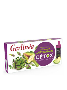 GERLINEA SHOT DETOX ANGHINARE 70ml de la Gerlinea