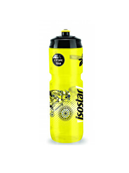 ISOSTAR BIDON ELITE CYCLING BIODEGRADABIL 800ml de la Isostar