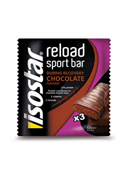 ISOSTAR RELOAD ENERGY BAR 3X40g de la Isostar