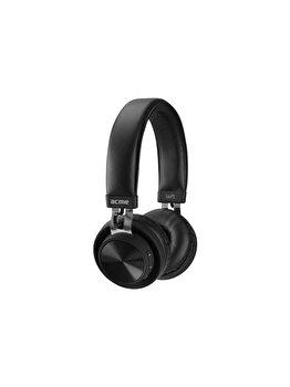 Casti audio Bluetooth Acme, BH203, on-ear, negru de la Acme