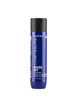 Sampon Matrix Total Results Brass Off, 300 ml de la Matrix