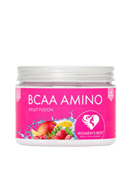 BCAA Amino – Fruit Fusion 200g de la WOMEN'S BEST