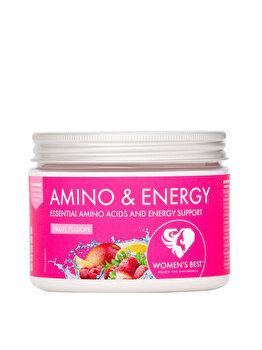 Amino & Energy – Fruit Fusion 270g de la WOMEN'S BEST
