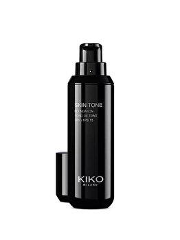 Fond de ten Skin Tone, Warm Beige 50 de la Kiko Milano