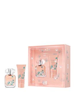 Set cadou Escada Celebrate Life (Apa de parfum 30 ml + Lotiune de corp 50 ml), pentru femei de la Escada