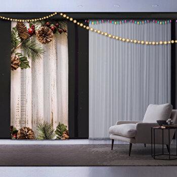 Draperie decor, Cipcici, poliester 100 procente, 140 x 260 cm, 785CPC7134