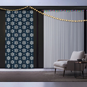 Draperie decor, Cipcici, poliester 100 procente, 140 x 260 cm, 785CPC7143 de la Cipcici