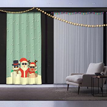 Draperie decor, Cipcici, poliester 100 procente, 140 x 260 cm, 785CPC7153