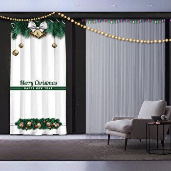 Draperie decor, Cipcici, poliester 100 procente, 140 x 260 cm, 785CPC7150 de la Cipcici