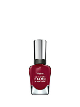 Lac de unghii Sally Hansen Complete Salon Manicure, 223 Red it Online, 14.7 ml de la Sally Hansen