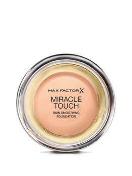 Fond de ten Max Factor Miracle Touch, 35 Pearl Beige, 11.5 g de la Max Factor