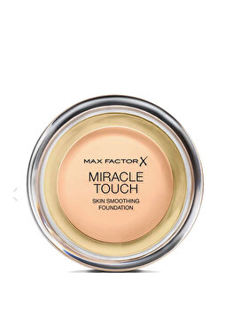 Fond de ten Max Factor Miracle Touch, 40 Creamy Ivory, 11.5 g de la Max Factor