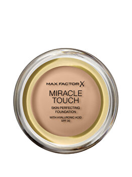 Fond de ten Max Factor Miracle Touch, 48 Golden Beige, 11.5 g de la Max Factor