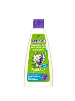 Apa micelara Florala Cosmeplant 200ml RN de la Viorica