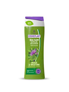 Balsam Cosmeplant Anticadere Urzica+Brusture 250ml RN de la Viorica