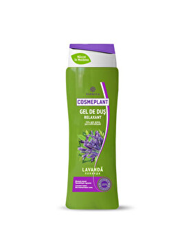 Gel de dus relaxant Cosmeplant 400 ml de la Viorica