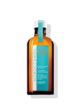 Tratament light Moroccanoil pentru par fin si deschis la culoare, 100 ml de la Moroccanoil