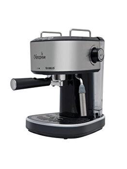 Espressor de cafea Samus, OBSESSION 20, 850 W, 1200 ml, Argintiu de la Samus