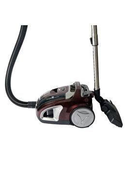 Aspirator fara sac, Albatros, Eco-type, filtru HEPA, putere de absorbtie 180 W, MASTER 70 ECO, Mov de la Albatros