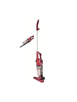 Aspirator 2 in 1, Albatros, Eco-type, filtru Hepa, putere de absorbtie 105 W, STICKY 80 ECO-RED, Rosu de la Albatros