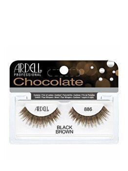 Gene false Ardell Chocolate 886 Black Brown de la Ardell