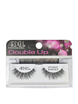 Gene false Ardell Double Up Wispies Black de la Ardell