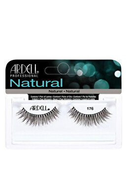 Gene false Ardell Natural 176 Black de la Ardell