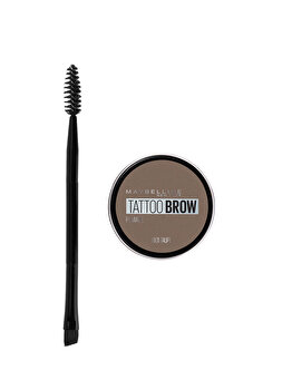Pomada sprancene Maybelline New York Tattoo Brow Pomade 01 Taupe, 3 g de la Maybelline