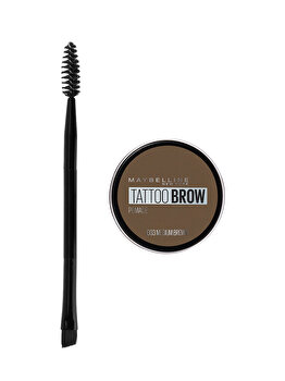 Pomada sprancene Maybelline New York Tattoo Brow Pomade 03 Medium, 3 g de la Maybelline
