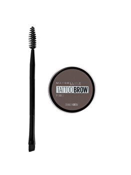 Pomada sprancene Maybelline New York Tattoo Brow Pomade 04 Ash Brown, 3 g de la Maybelline