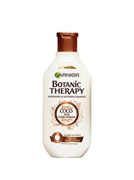 Sampon pentru par uscat lipsit de suplete Garnier Botanic Therapy Coco Milk & Macadamia, 400 ml de la Garnier Botanic Therapy