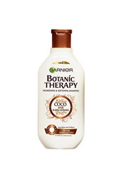 Sampon pentru par uscat lipsit de suplete Garnier Botanic Therapy Coco Milk & Macadamia, 250 ml