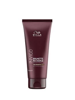 Wella Invigo Color Recharge Cool Brunette Conditioner 200ml de la Wella Professionals