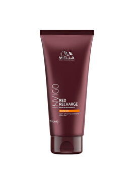 Balsam pigmentat pentru nuante calde de rosu Invigo Red Recharge Warm Red, 200 ml, Wella Professionals de la Wella Professionals