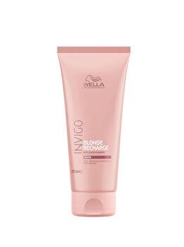 Balsam pentru par blond Invigo Blonde Recharge Warm, 200 ml, Wella Professionals de la Wella Professionals