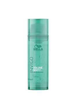 Tratament masca pentru par fin Wella Professionals INVIGO Volume Boost Crystal Mask, 145 ml de la Wella Professionals