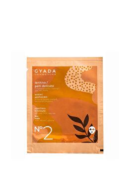 Masca faciala cu efect calmant pentru exfoliere sau luminozitate, 15 ml de la Gyada
