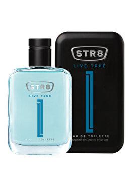 Apa de toaleta STR8 Live True, 50 ml, pentru barbati de la STR8