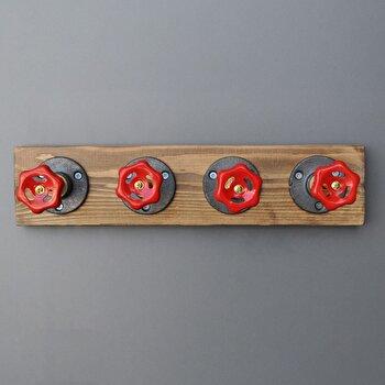 Cuier Evila Originals, 792EVL2635, lemn masiv 100 procente, 40 x 11 x 9 cm
