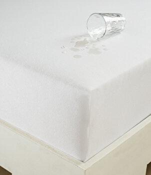Husa protectie pentru pat – dubla Eponj Home, 143EPJ0007, bumbac 100 procente, 180 x 200 cm, 180 x 200 cm de la Eponj Home