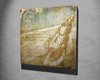 Tablou decorativ Majestic, 257MJS1384, canvas 100 procente, 45 x 45 cm