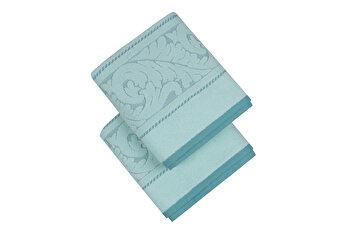 Set prosoape de maini Hobby, 317HBY2263, bumbac 100 procente, 2 piese, 50 x 90 cm de la Hobby