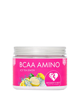 BCAA Amino – Ice Tea Lemon 200g de la WOMEN'S BEST